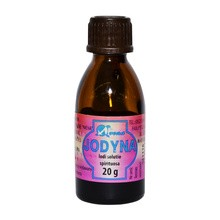 Jodyna, roztwór na skórę, 20 g (Avena)