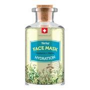 SwissMedicus, Ziołowa maseczka do twarzy, nawilżająca, 17 ml