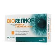 Bioretinof luteina z zeaksantyną, tabletki powlekane, 60 szt.