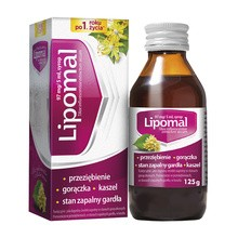 Lipomal, 97 mg/5 ml, syrop, 125 g