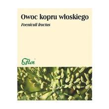 Owoc kopru włoskiego, zioło pojedyncze, 50 g (Flos)
