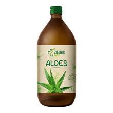 ZIELNIK DOZ Aloes, sok, 1000 ml