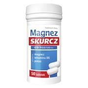 Magnez Skurcz, tabletki, 50 szt.