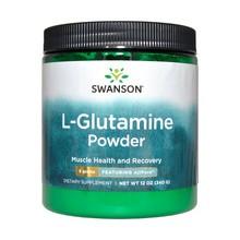 Swanson AjiPure L-glutamina, proszek, 340 g