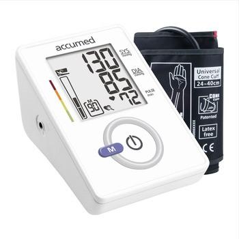 Ciśnieniomierz, Accumed, AW 151f, automatyczny, z zasilaczem, 1 szt.