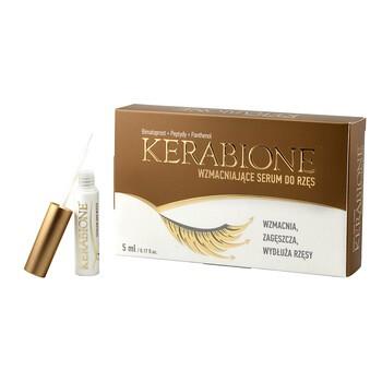 Kerabione, wzmacniające serum do rzęs, 5 ml