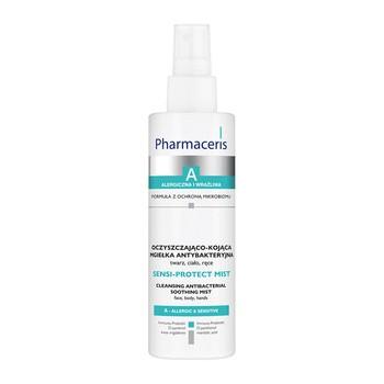 Pharmaceris A Sensi-Protect Mist, oczyszczająco-kojąca mgiełka antybakteryjna, 100ml