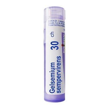 Boiron Gelsemium sempervirens, 30CH, granulki, 4g