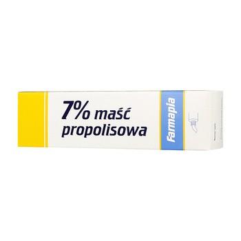 Farmapia, 7% maść propolisowa, 30 g