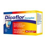 Dicoflor Complex, płyn doustny, 10 fiolek