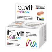 Ibuvit MultiSpec, tabletki trójwarstwowe, 30 szt.