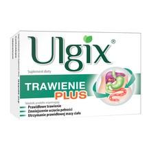 Ulgix Trawienie Plus, kapsułki miękkie, 30 szt.