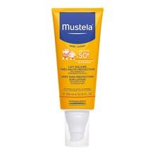 Mustela Bebe-Enfant, mleczko przeciwsłoneczne w sprayu SPF 50+, 200 ml