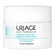 Uriage Eau Thermale, aktywnie nawilżająca maseczka na noc, 50 ml
