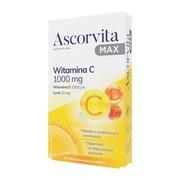 Ascorvita MAX, tabletki powlekane, 30 szt.