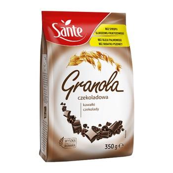SANTE Granola czekoladowa, 350 g