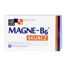 Magne-B6 Skurcz, tabletki powlekane, 30 szt.