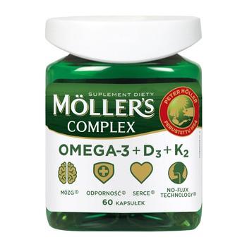 Mollers Complex, kapsułki, 60 szt.