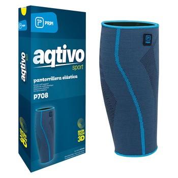 Prim Aqtivo Sport P708, elastyczny ściągacz łydki, rozmiar L