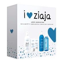 Zestaw Promocyjny Ziaja GdanSkin, krem na dzień SPF 15, 50 ml + mgiełka do twarzy i ciała, 200 ml + balsam do ciała rozświetlający, 300 ml + mydło do ciała glicerynowe, 300 ml