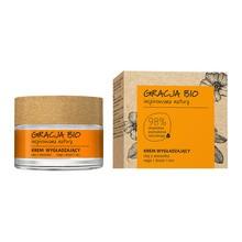 Gracja Bio, wygładzający krem do twarzy, olej z wiesiołka, 50 ml
