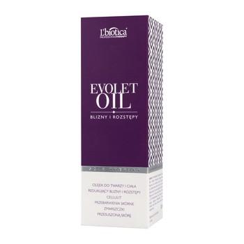 L`Biotica Evolet Oil, olejek na blizny i rozstępy, 30 ml