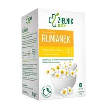ZIELNIK DOZ Rumianek, zioła do zaparzania, 1,5 g, 30 saszetek