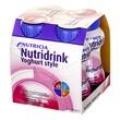 Nutridrink Yoghurt style, płyn o smaku malinowym, 4 x 200 ml