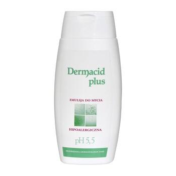 Dermacid Plus, hipoalergiczna emulsja do mycia ciała, 220 ml