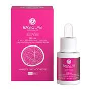 BasicLab Esteticus, kuracja przeciwzmarszczkowa do twarzy, napięcie i wzmocnienie naczynek, 15 ml