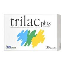 Trilac Plus, kapsułki, 30 szt.