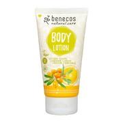 Benecos Natural, balsam do ciała Rokitnik i Pomarańcza, 150 ml