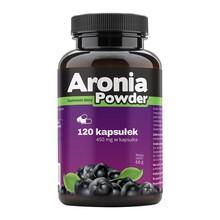 Aronia Powder, kapsułki, 120 szt.