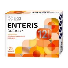 DOZ PRODUCT Enteris balance, kapsułki, 20 szt.