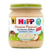 HiPP BIO, ryż mleczny z jabłkami, po 9. miesiącu, 200 g