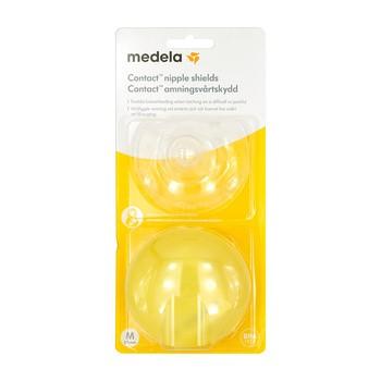 Medela Contact, nakładki silikonowe, rozmiar M, 2 szt.