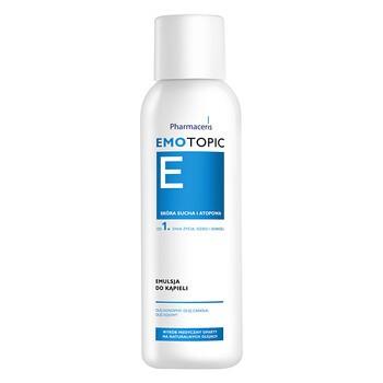 Pharmaceris E Emotopic, emulsja do kąpieli od 1. dnia życia, skóra sucha i atopowa, 200 ml