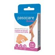 Pasocare Specialist Plus, plastry z kwasem salicylowym, na odciski, zestaw, 8 szt.