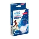 Active Plast, Plastry Wodoodporne Aqua Stop, mix, 10 szt.