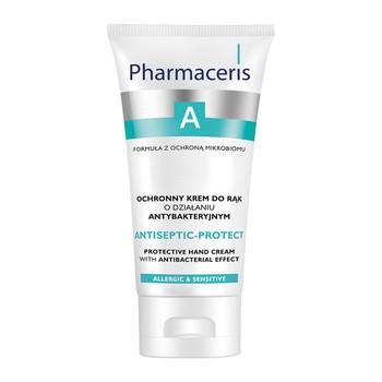 Pharmaceris A Antiseptic-Protect, ochronny krem do rąk o działaniu antybakteryjnym, 50 ml