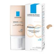 La Roche-Posay Rosaliac CC, krem korygujący do pielęgnacji skóry naczyniowej, SPF 30, 50 ml