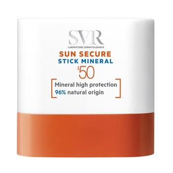 SVR Sun Secure Stick Mineral, mineralny sztyft przeciwsłoneczny SPF 50, 10 g