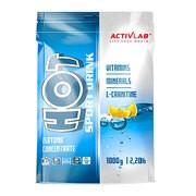 Koncentrat napoju izotonicznego HOT, smak cytrynowy, 1000g