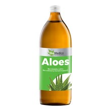 Aloes, sok z aloesu, 1000 ml (EkaMedica)