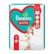 Pampers Pants 6 (15+ kg), pieluchomajtki jednorazowe, 19 szt.