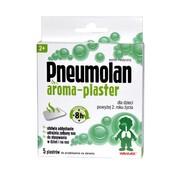 Pneumolan Aroma, plastry, 5 szt.