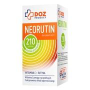DOZ PRODUCT Neorutin, tabletki powlekane, 210 szt.