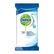 Dettol chusteczki do mycia i dezynfekcji powierzchni, original, 36 szt.
