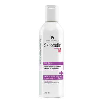 Seboradin Niger, balsam do włosów przetłuszczających się, 200 ml