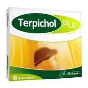 Terpichol Plus, kapsułki miękkie, 60 szt.
